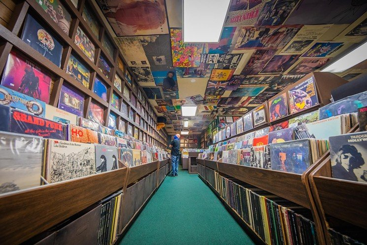 Top Ten places to find new music